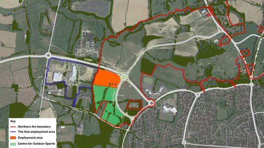 Burgess Hill Development